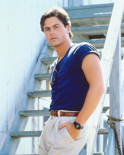 Rob Lowe Poster 24x36in #01