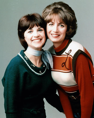 This is an image of 274624 Laverne & Shirley Photograph & Poster