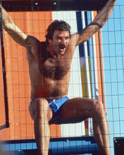 This is an image of 274943 Tom Selleck Photograph & Poster