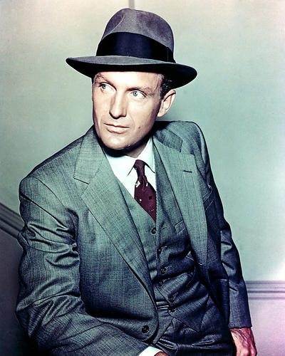 This is an image of 275929 Robert Stack Photograph & Poster