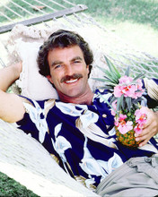 This is an image of 277101 Tom Selleck Photograph & Poster