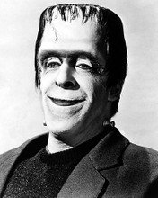 This is an image of 188378 Fred Gwynne Photograph & Poster