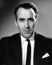 This is an image of 188421 Christopher Lee Photograph & Poster