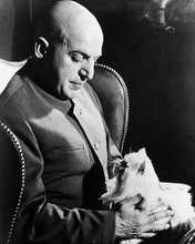 This is an image of 188620 Telly Savalas Photograph & Poster