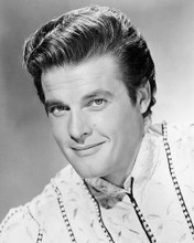 This is an image of 188819 Roger Moore Photograph & Poster