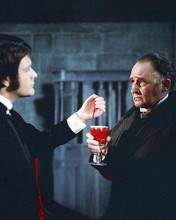 This is an image of 277304 Taste the Blood of Dracula Photograph & Poster