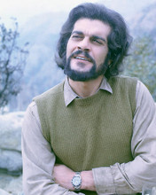 This is an image of 277975 Omar Sharif Photograph & Poster