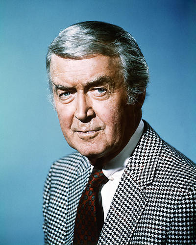This is an image of 278106 James Stewart Photograph & Poster