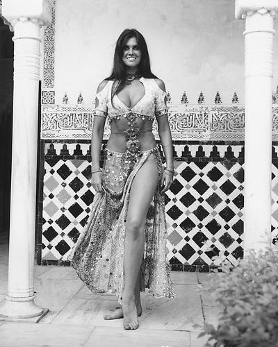 This is an image of 189045 Caroline Munro Photograph & Poster