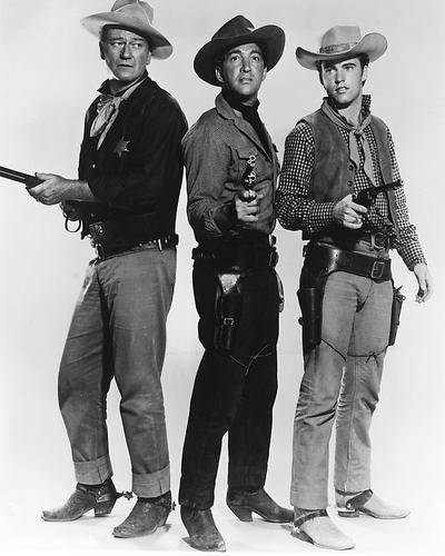 This is an image of 189053 Rio Bravo Photograph & Poster