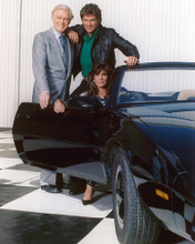 This is an image of 278446 Knight Rider Photograph & Poster