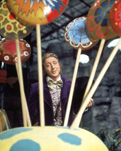 This is an image of 280376 Willy Wonka Photograph & Poster