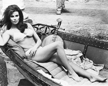 This is an image of 168252 Raquel Welch Photograph & Poster