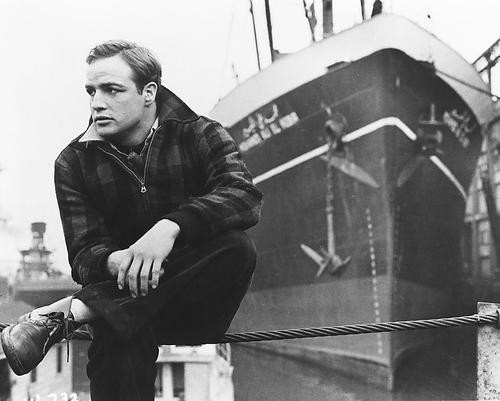 This is an image of 169858 Marlon Brando Photograph & Poster