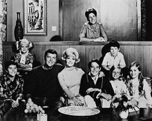 This is an image of 171001 The Brady Bunch Photograph & Poster