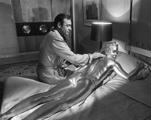 This is an image of 172666 Goldfinger Photograph & Poster