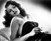 This is an image of 172680 Rita Hayworth Photograph & Poster