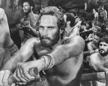 This is an image of 172689 Charlton Heston Photograph & Poster