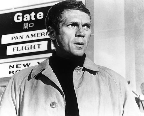 This is an image of 172745 Steve McQueen Photograph & Poster