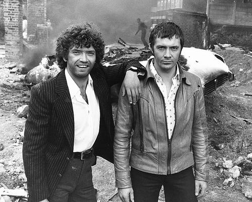 This is an image of 172795 The Professionals Photograph & Poster