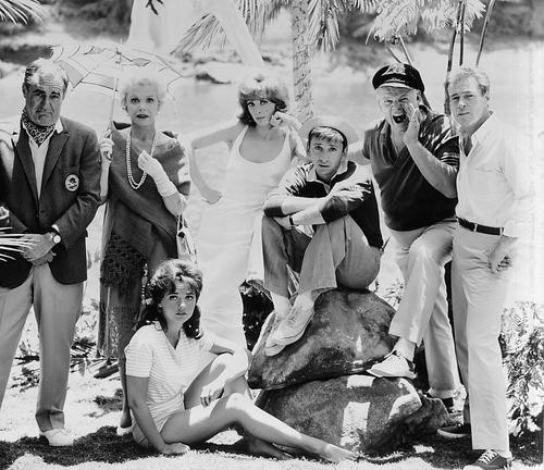 This is an image of 172990 Gilligan's Island Photograph & Poster