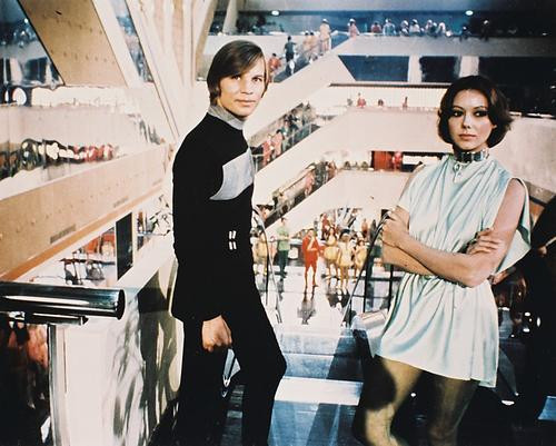 This is an image of 212497 Logan's Run Photograph & Poster