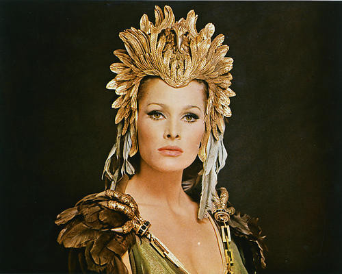 This is an image of 219404 Ursula Andress Photograph & Poster