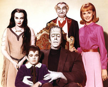 This is an image of 220672 The Munsters Photograph & Poster