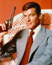 This is an image of 234154 Roger Moore Photograph & Poster
