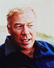 This is an image of 234621 George Kennedy Photograph & Poster