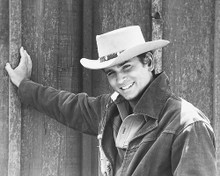 This is an image of 174010 Michael Landon Photograph & Poster