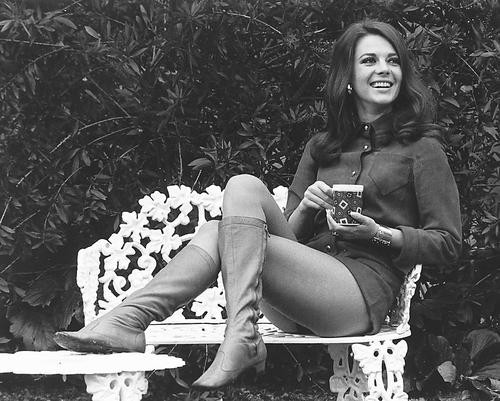 This is an image of 174531 Natalie Wood Photograph & Poster