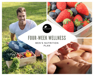 The Four-Week Wellness Nutrition Plan - For Men by Reece Carter