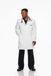 White labcoat | Men's labcoat | physicians labcoat | Dental labcoat | doctors white coat | online scrubs | High Tech liner | Warm Scrubs | Medical Scrubs with liners | anti-microbial fabric | Professional scrubs | stylish scrubs | Great labcoats | Stain resistant scrubs | labcoats