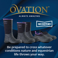 Ovation® Mudsters™ Mid-Calf Barn Boot