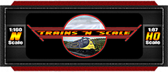 Trains N Scale