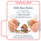 Woman's Hands Around House and Money Real Estate Lip Balm Tube