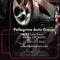 Gray Sports Car with Reflection Automotive Lip Balm Tube