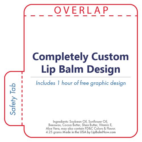 Completely Lip Balm Tube