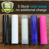 Stock Color tubes