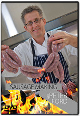 Sausage Making with Peter Ford