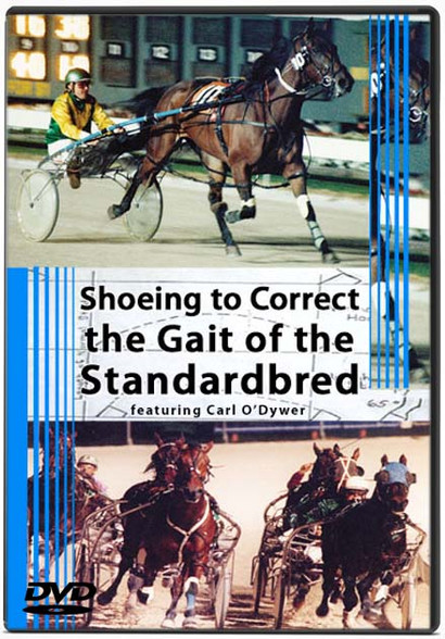 SHOEING TO CORRECT THE GAIT OF THE STANDARDBRED