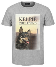 KELPIE THE LEGEND  T-Shirts