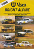 1986 BP VISCO BRIGHT ALPINE RAlly