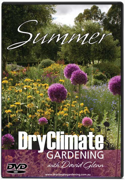 Dry Climate gardening with David Glenn - Summer