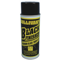 Sullivan Supply Black Finisher