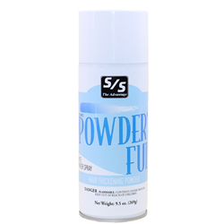 Sullivan's Powder'Ful White