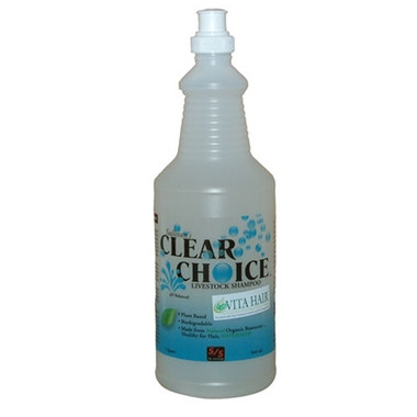 Sullivan Supply Clear Choice Shampoo Quart