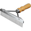 "Sullivan Supply Wooden Handle 6"" Comb"