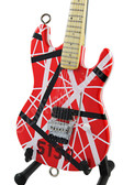 Miniature Guitar Music Man 5150 Eddie Van Halen